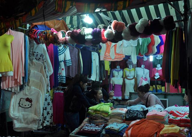 mẹo du lịch đà lạt - chợ đêm 2