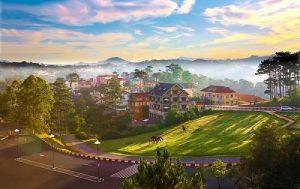 Đến Đà lạt, bạn định lựa chọn khách sạn nào?