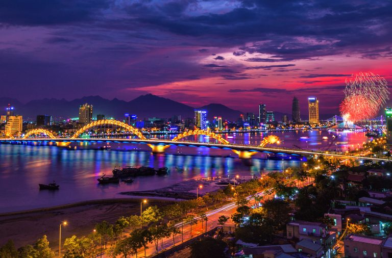Đà Nẵng là điểm đến thu hút sự trải nghiệm của hàng ngàn du khách thập phương