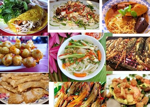 Đến và trải nghiệm tại Mũi Né, bạn có cơ hội thưởng thức những món ăn thơm ngon và ấn tượng.