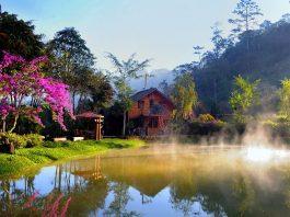 Ma Rừng Lữ Quán rất phù hợp để đốt lửa trại.