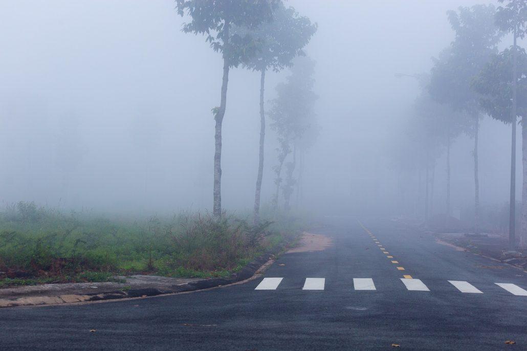 Thời tiết tháng 8 Đà Lạt nằm trong mùa mưa thất thường.