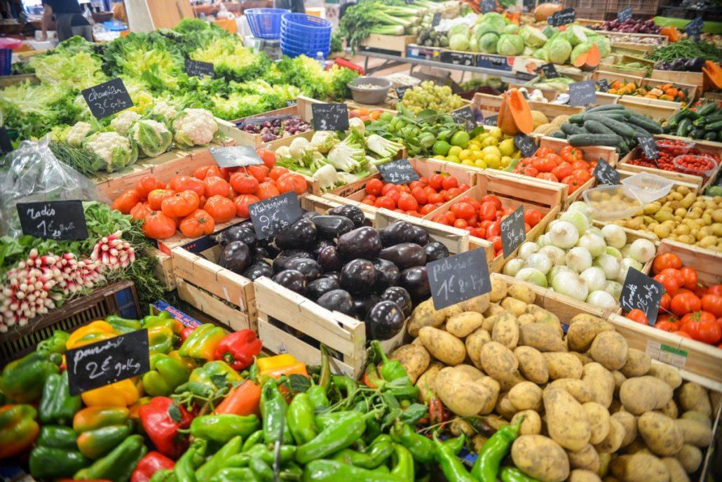 Trại Mát là vùng đất cung cấp rau củ quả sạch lớn nhất.