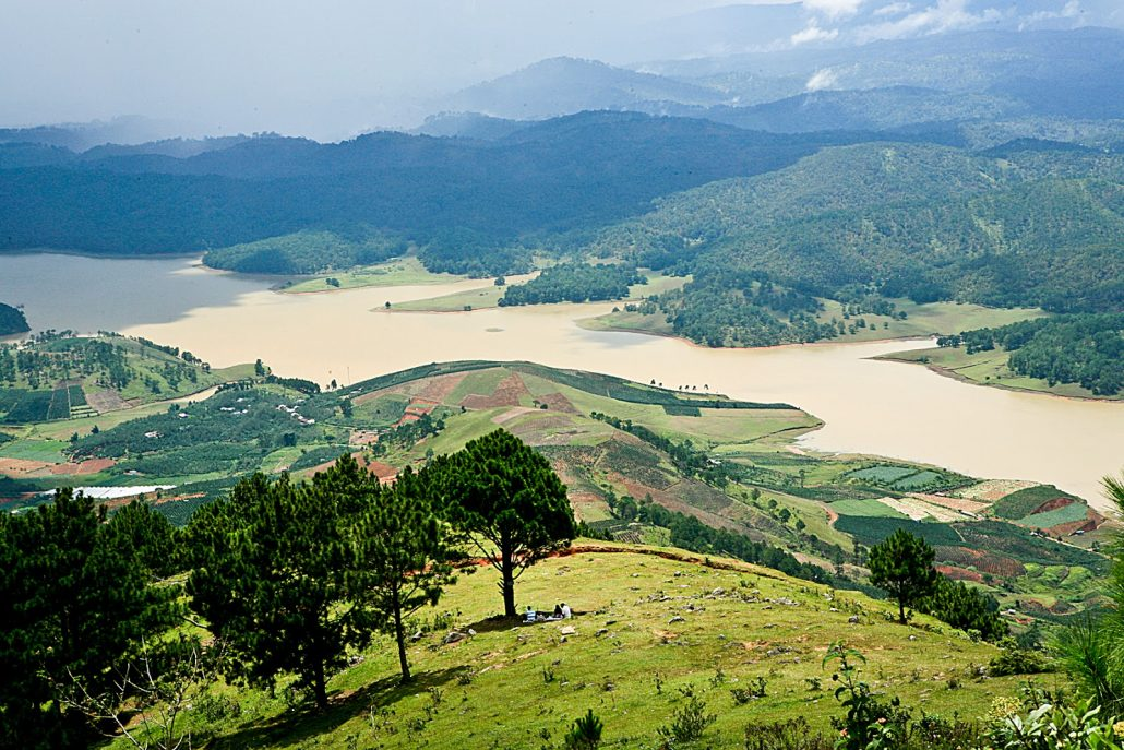 Cao nguyên Lang Biang mang đến những trải nghiệm thú vị.