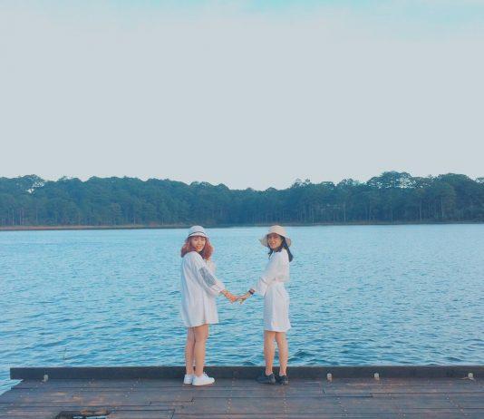 Hồ Tuyền Lâm đẹp thơ mộng