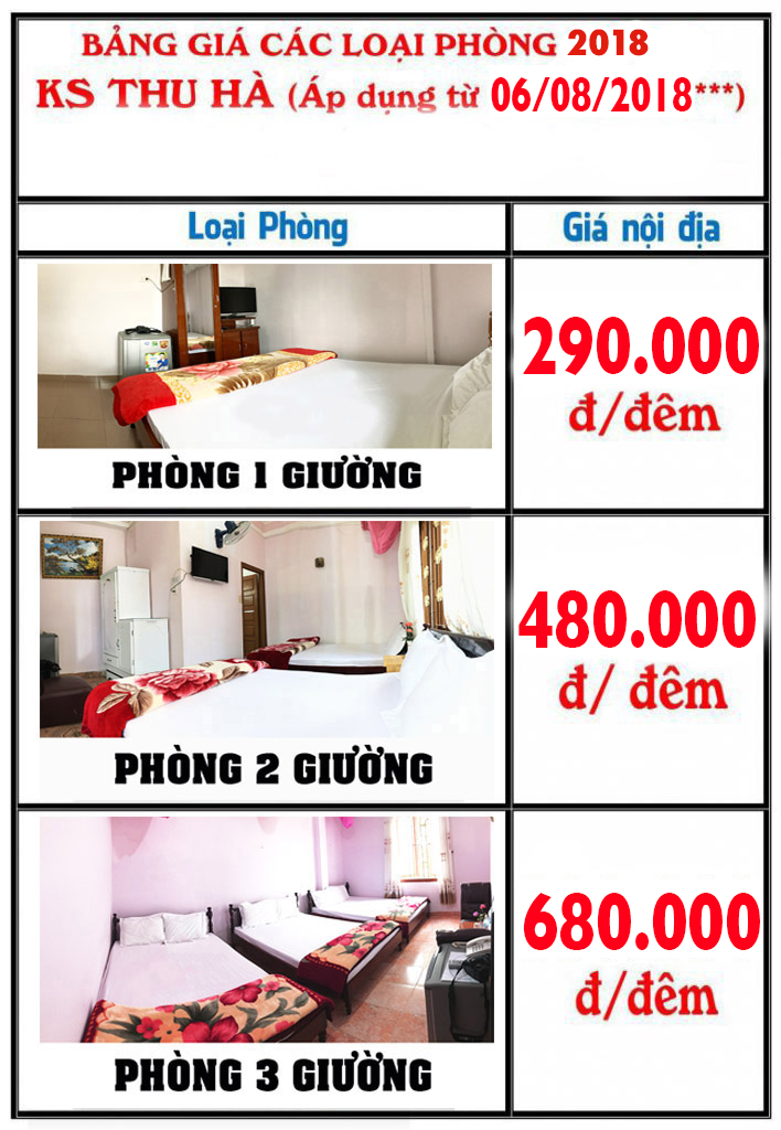 bảng giá khách sạn đà lạt giá rẻ