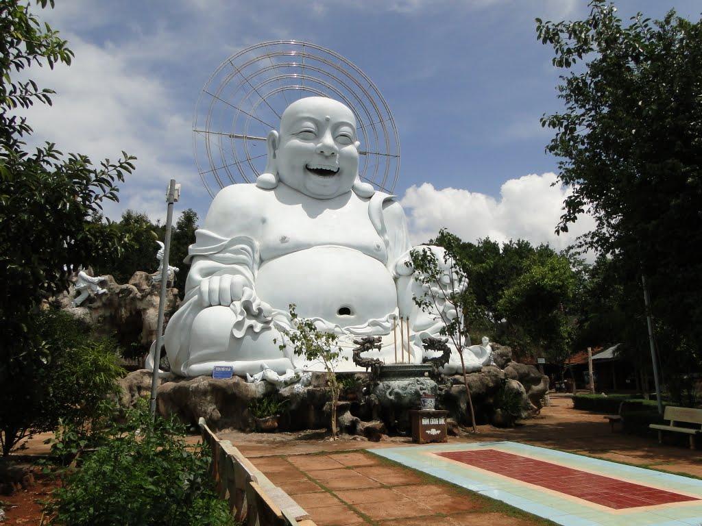 Tượng Phật Di Lặc.