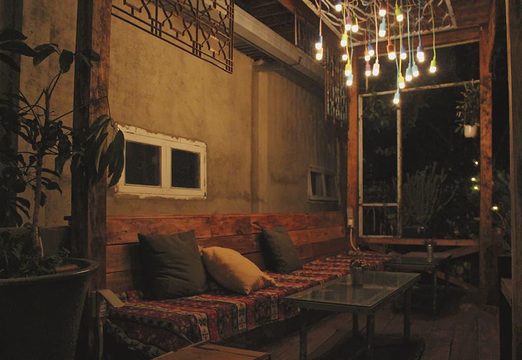 Route 66 café là nơi trú chân ấm cúng cho những du khách