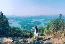 Chinh phục rừng núi Đà Lạt.