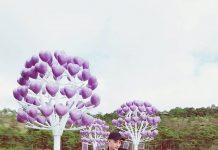 Cầu tình yêu Đà Lạt là một điểm du lịch rất mới mẻ hiện nay