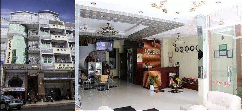Khách sạn Anna Sương