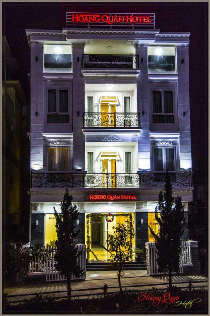 Khách sạn Hoàng Quân Hotel