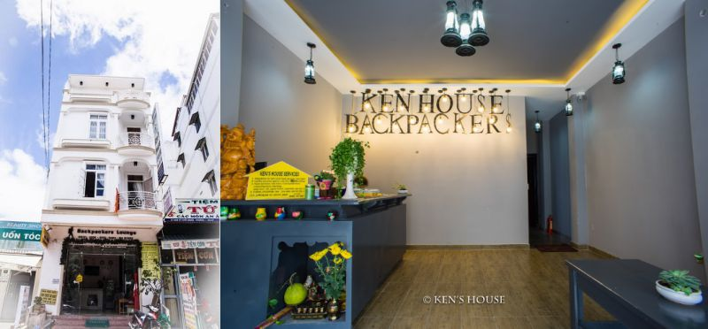 Khách sạn Ken's House Backpackers